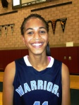 Ronika Stone from Valley Christian of San Jose.