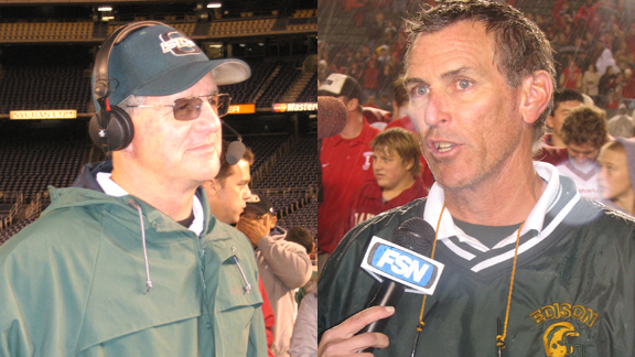 One of these highly respected head coaches -- John Carroll (Oceanside) or Dave White (Huntington Beach Edison) -- and their supporters are going to be hugely disappointed on Sunday when the CIF announces which teams are going to be chosen to play in the Division II South regional bowl game.
