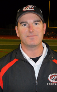 Head coach George Zuber directed James Logan of Union City to one of its finest seasons ever.