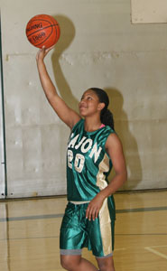Dejuanee Brooks helped Cajon of San Bernardino to 16-0 record at the start of this week. Photo courtesy school.