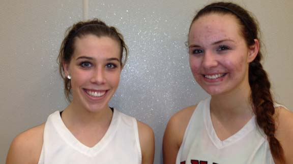 Hanford isn't quite in the Top 20 for the state right now, but could be soon with both Brooke Johnson and Bayli McClard leading the way. The pair helped the Lady Bullpups to a win last week over Sacramento.