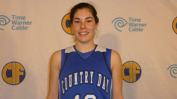 Although Kelsey Plum of La Jolla Country Day had 30 points in a game her team lost last week, that loss was to the No. 1 team in the nation. She remains a leading candidate for 2013 Ms. Basketball State Player of the Year.