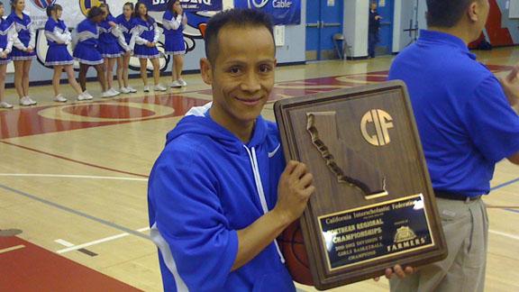 California high school girls basketball state championships