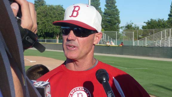 Buchanan head coach Tom Donald and team started this week with just two losses on the season.