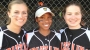 Junior pitcher Lindsey Chalmers, third-sacker Kwyn Cooper and senior first-base girl Katelyn Linford are the heart and soul of a San Ramon California team that currently leads the East Bay Athletic League at 8-0 and may make some big noise in the upcoming CIF North Coast Section Division I playoffs.
